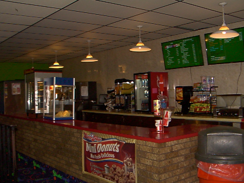 skateland snack bar side